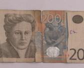 Zamena oštećenih novčanica