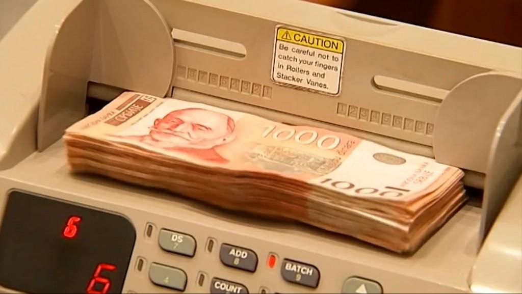 brojac novca