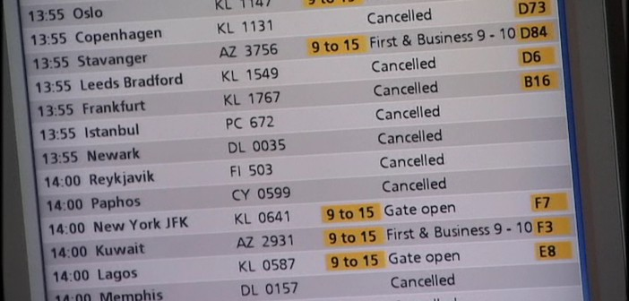 Prava putnika u slučaju otkazivanja leta