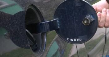 pogrešno gorivo