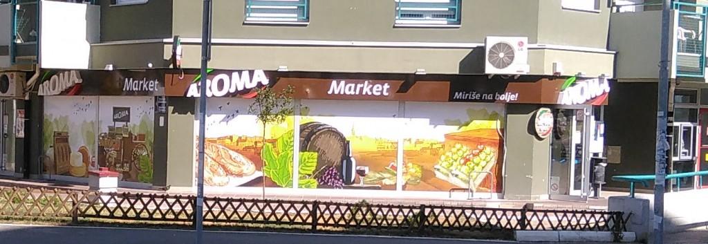 Aroma marketi