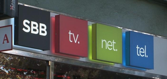 Vaša kuća, javna SBB UniFi mreža